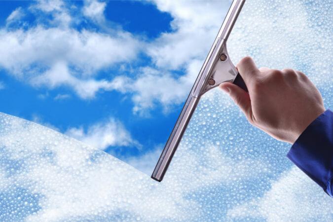 Jak i czym myć okna?
