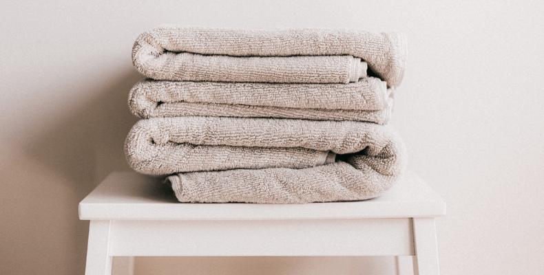 jak prać ręczniki