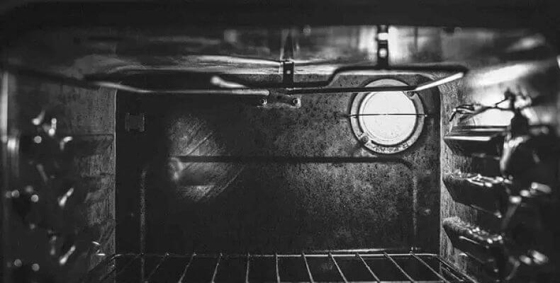Czyszczenie piekarnika octem