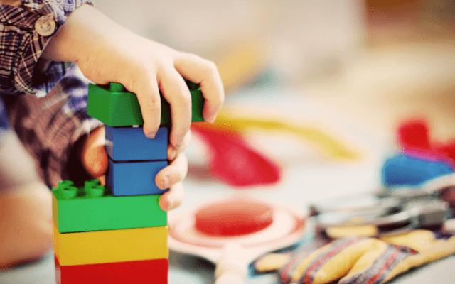 Kilka sposobów na przechowywanie zabawek