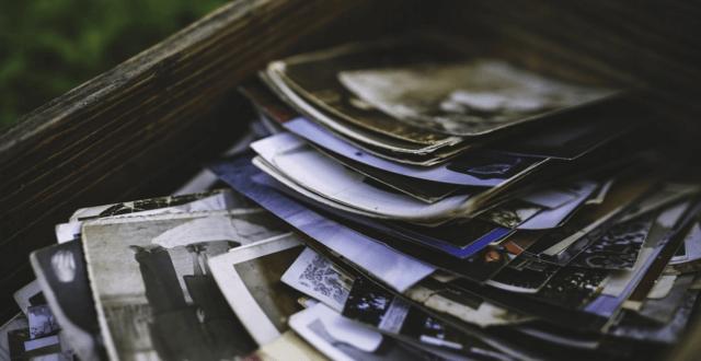 Jak przechowywać zdjęcia