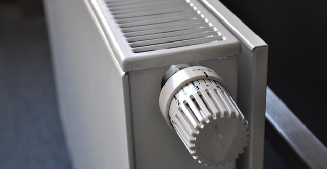 sposoby na stworzenie wilgotnego powietrza w domu - grzejnik