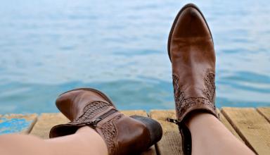 Zapach z butów