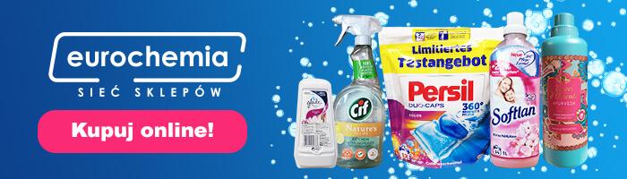 Środki czystości - sklep internetowy Eurochemia