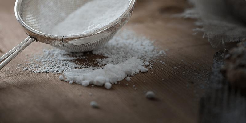 postaw na sodę oczyszczoną