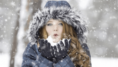 Pielęgnacja skóry naczynkowej w okresie zimowym