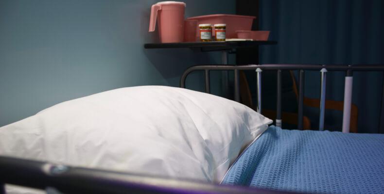 Roztocza w łóżku