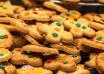 Kruche ciasteczka wegańskie - przepis