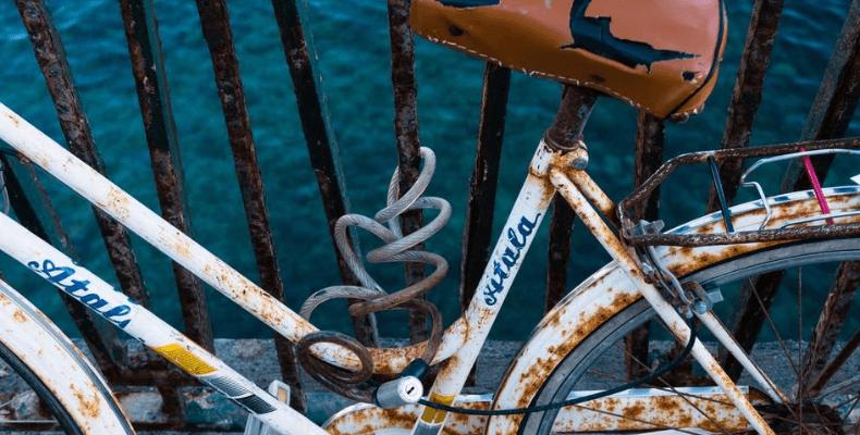 Jak usunąć rdzę z roweru - domowe sposoby