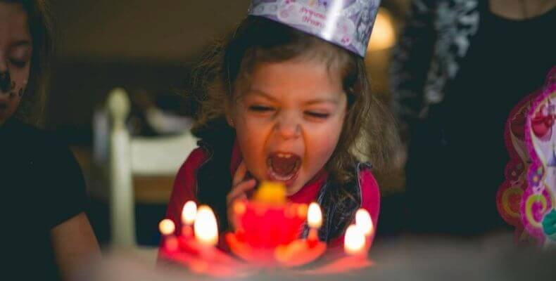 przyjęcie urodzinowe dla dziecka - organizacja