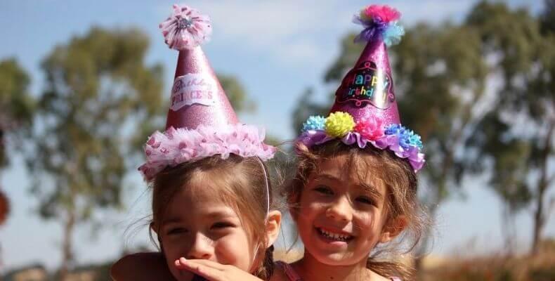 zabawy na przyjęcie urodzinowe dla dziecka