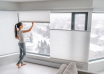 Roleta-plisowana-do mieszkania