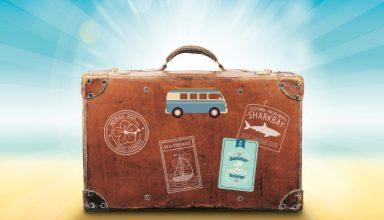Jak spakować walizkę - pakowanie walizki