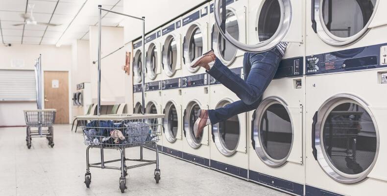 Jak wyprać kołdrę. Pranie kołdry w pralce.